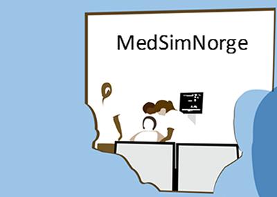 Logo: MedSimNorge